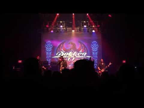 Dokken - Dream Warriors - 12/14/17 - State Theatre, St. Petersburg, FL