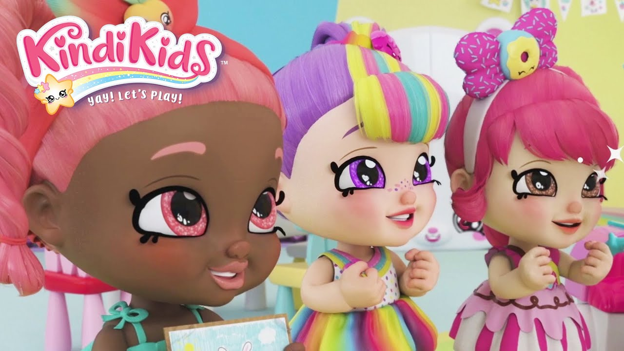 Download Kindi Kids Cartoon | SEASON 1 AND 2 STITCH UP | Full episodes!