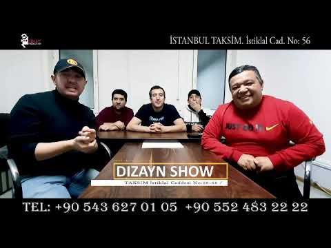22 dakabr Dizayn Istanbulda barcha muxlislarni taklif qilamiza ????????????????????????????????????????