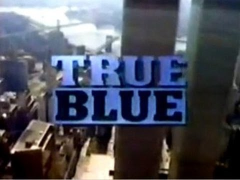 True Blue 1990 NBC TV SERIES EP1 Life with the Lady - YouTube
