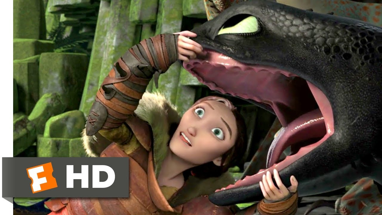 How To Train Your Dragon 2 2014 The Land Of Dragons Scene 4 10 Movieclips Youtube