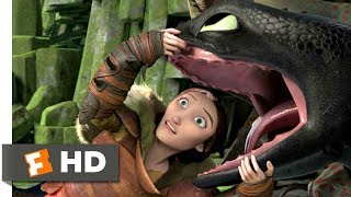 How to Train Your Dragon 2 2014 - The Land Of Dragons Scene 410  Movieclips