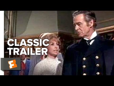Captain Nemo and the Underwater City (1969) Official Trailer - Robert Ryan Movie HD