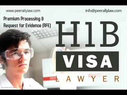 H1B premium processing and RFEs