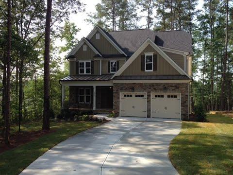 Virtual Open House Apex, North Carolina - New Construction Home
