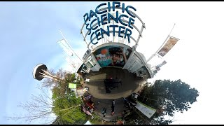Seattle Attraction #4 Seattle Center | 360° Experience