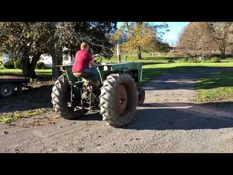 Oliver tractor for sale!