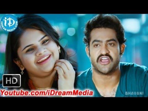 Ramayya Vasthavayya Movie - Samantha, Vidyullekha Raman, Jr NTR Funny Comedy Scene