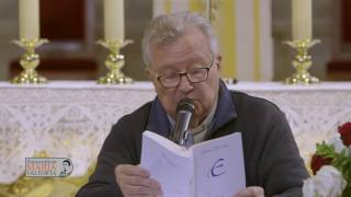 Maria Valtorta : Conférence du père Yannik Bonnet sur les fins dernières