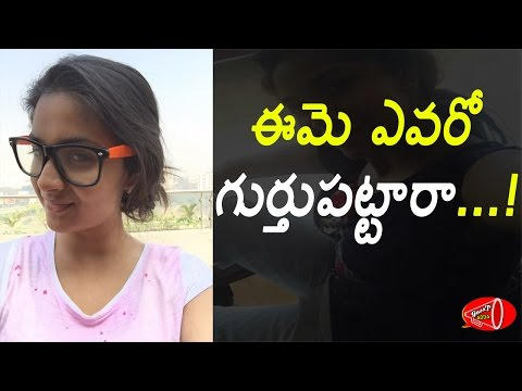 Guess this Tollywood Heroine without Makeup | Gossip Adda