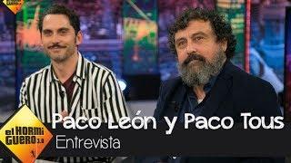 Paco Tous, recuerda su escena en 'La casa de papel':