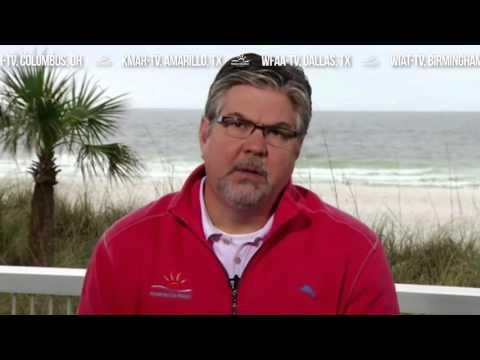 Panama City Beach spring Satellite Media Tour