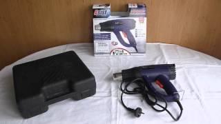 Horkovzdušná pistole Asist 2000 W AE6H200D
