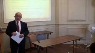 Taner Akcam Lecture, Oxford, 3 June 2014