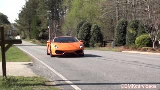 Lamborghini Gallardo LP550 6-Speed - In Action