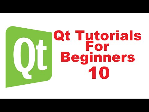Qt Tutorials For Beginners 10 -  Simple Login app using QT