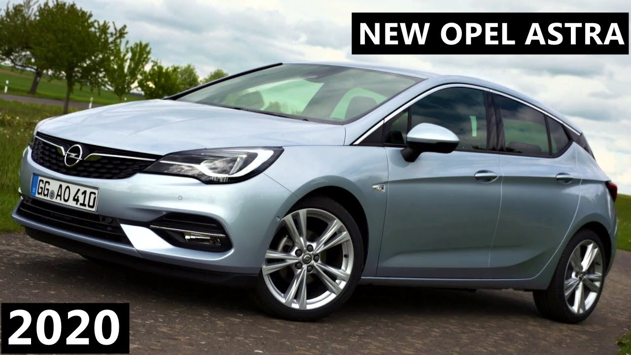 2020 Opel Astra Reviews