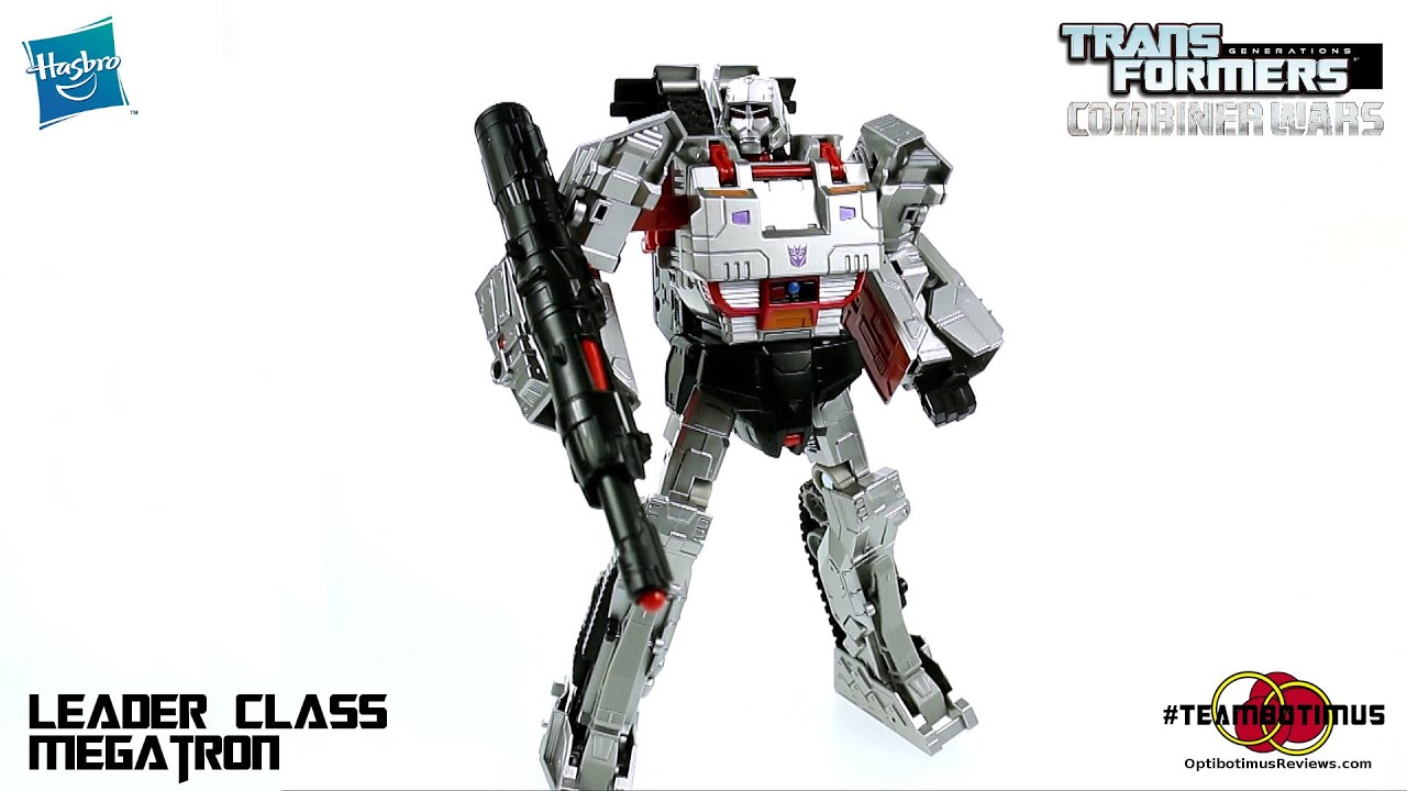 Video Review Of The Transformers Combiner Wars Leader Class