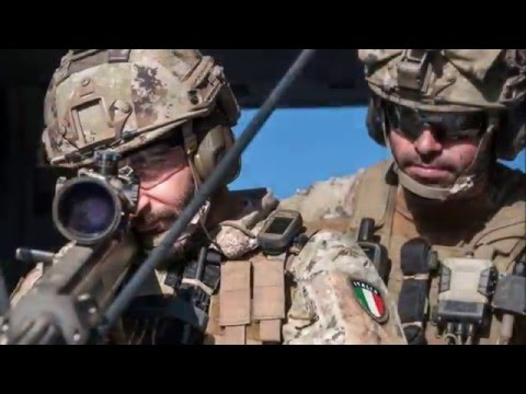 Italian military forces 2016 youtube for Italy b b