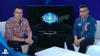 Star Ocean: Integrity and Faithlessness - E3 2016 LiveCast | PS4