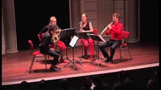 Berlage Saxophone Quartet - Grieg Wedding Day at Troldhaugen @Concertgebouw Amsterdam