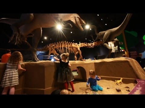 The Exploration Place Museum and Science Centre in Prince George, BC