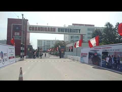 Chandigarh university admissions open 2017. #Best university for placements