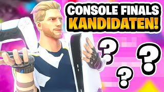 Wer schafft es ins Console FNCS Finale? 🔥🏆