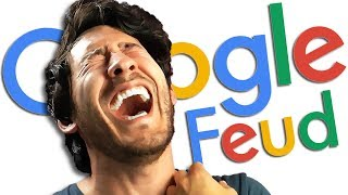 I CAN'T BREATHE!! | Google Feud #4