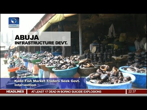 Kado Fish Market Traders Seek Govt's Intervention