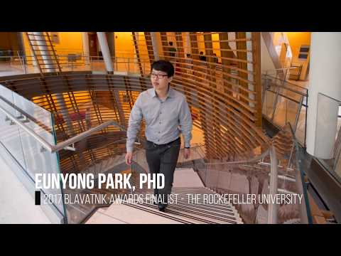 Dr. Eunyong Park - 2017 Blavatnik Awards Regional Finalist in Life Sciences