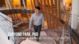 Dr. Eunyong Park - 2017 Blavatnik Awards Regional Finalist in Life Sciences