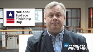 Watch the Video and See How to Take Part in National Surface Finishing Day