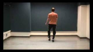 sample from Tap Dance Made Easy Vol 3: Time Step Boot Camp