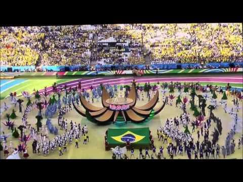 [HD] We Are One (Ole Ola) [feat Cláudia Leitt& Jennifer Lopez) Pitbull