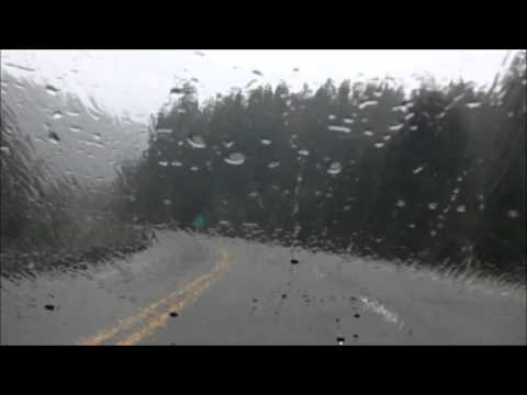 Drive: Packwood to White Pass; Washington down Highway 12 up snowy mountains