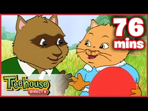 Timothy Goes to School | PLAY Compilation! | Funny Animal Cartoons for Children By Treehouse Direct thumbnail