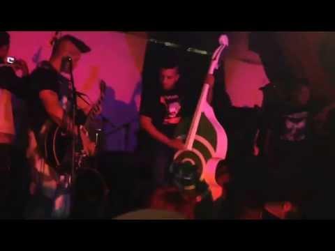 The Peabrains - Leon live México 2014