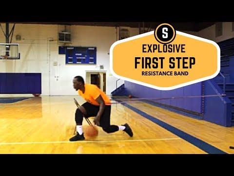 first step basketball