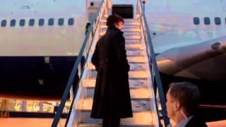 Отрывок из сериала Шерлок. Самолет мертвецов.