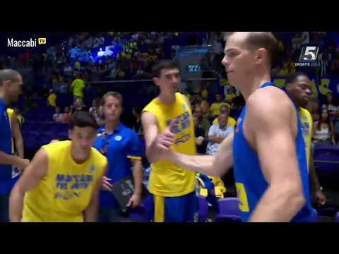 Winner-Cup: Maccabi FOX Tel Aviv 86 - Maccabi Rishon Lezion 60