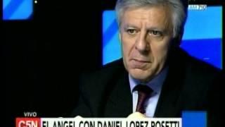 C5N - EL ANGEL DE LA MEDIANOCHE: DANIEL LOPEZ ROSETTI