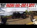 #Moto Vlog 113 : TEST SUZUKI GSX-250 R A2 / RIVAL NINJA 300 ???