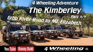4 Wheeling Adventure The Kimberley, part 4/9