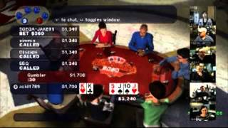 High Stakes on the Vegas Strip Poker Edition PS3