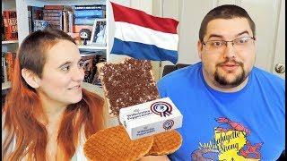 Cajuns Try Dutch Food