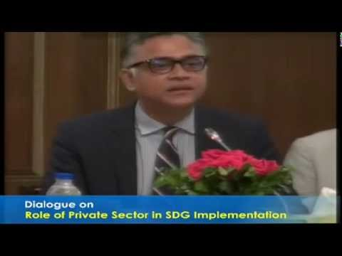 Role of Private Sector in SDG Implementation
