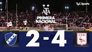 Alvarado 2 VS. Deportivo Morón 4 | Fecha 3 | Primera Nacional 2019/2020