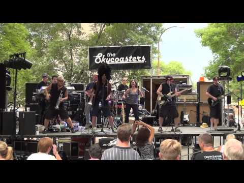 Skycoasters - East End Music Festival - Rochester, NY July 2012