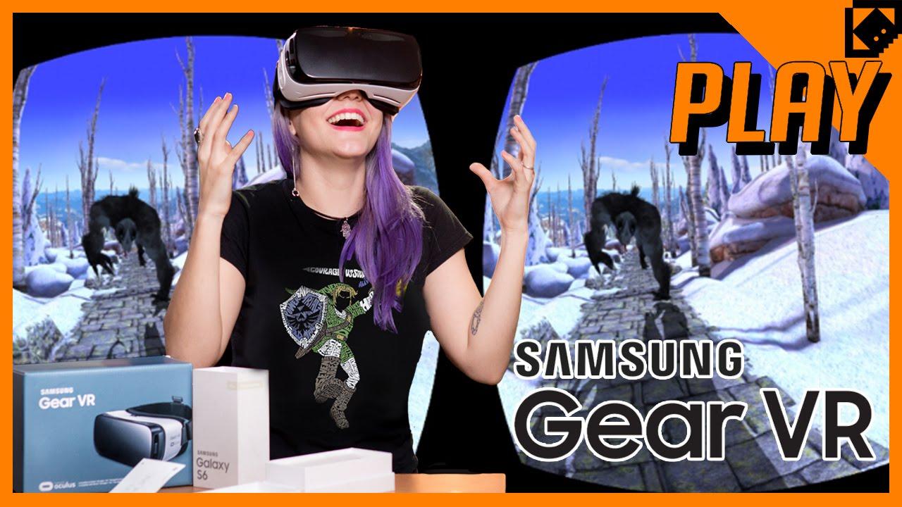 Pixelbox Presenta 5 Juegos Gratis Para El Samsung Gear Vr Youtube